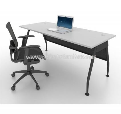MAM 1575 EXECUTIVE RECTANGULAR TABLE - GREY