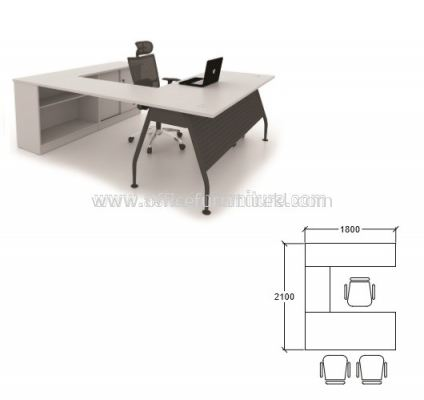MA 88 EXECUTIVE TABLE SIZE
