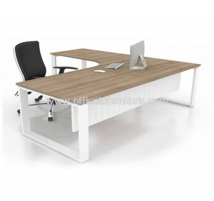 MO EXECUTIVE L-SHAPE TABLE