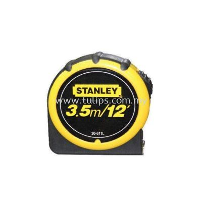 30-611L Stanley Rubbergrip Tape Rule