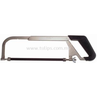 10inch v12inch Adjustable Blade Rubber Grip Hacksaw