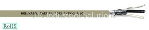 UL2092 Low Frequency Data Transmission Cables/Wires Low Frequency Data Transmission Cables/Wires HELUKABEL (Wire & Cabel)