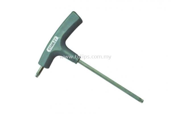 2-Way T-handle Torx Key-Grey