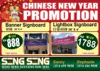 CHINESE NEW YEAR PROMOTION !!