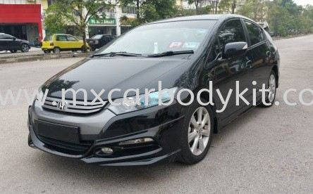 HONDA INSIGHT 20010 RSR BODYKIT + SPOILER INSIGHT 2010 HONDA