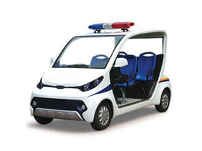 4-Seater Electric Patrol Buggy