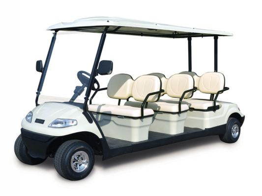 6-Seater Electric Sightseeing Car