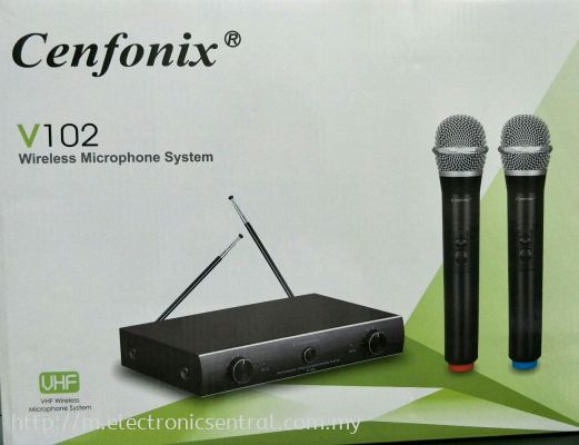 CENFONIX WIRELESS MIC
