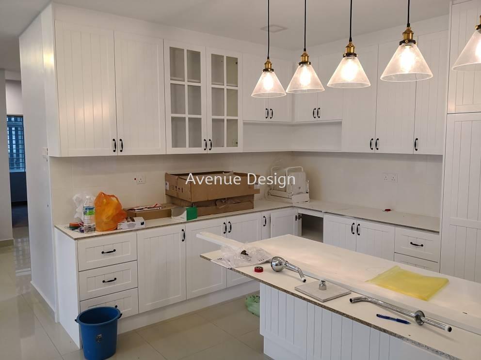 DWIPUTRA CONDO (NYATOH) kitchen cabinet Supplier, Supply, Design, Services  ~ Avenue Kitchen Cabinet