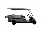 2 Seaters Cargo Car (Custom Size) Utility Vehicle  Electric Golf & Sightseeing Car (高尔夫观光车)