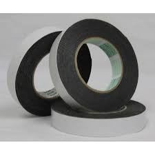 Double Sided Grey Foam Tape