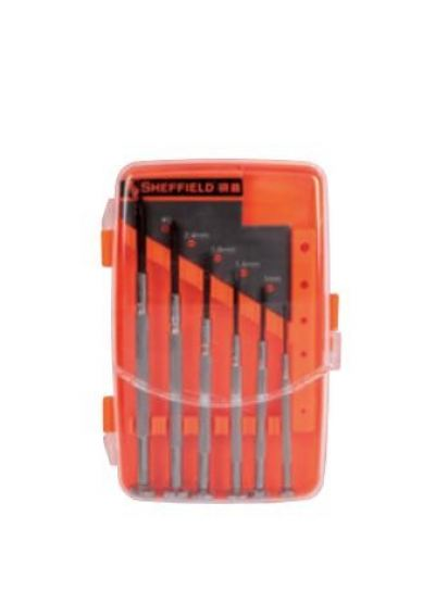 6 pcs Precision Screwdriver Set (S037002)