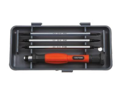 6-In-1 Screwdriver Set (S037004)