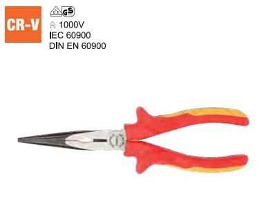 Insulated Long Nose Pliers (S046013)