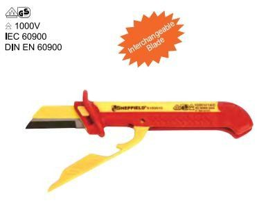 Injection Insulated Cable Knife (Changeable) (S150010)