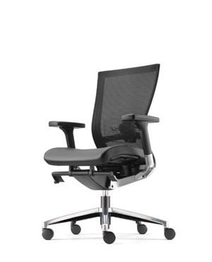 MX8111L-18D58 Maxim Series Office Chairs