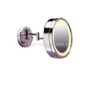 "AR-8530L-CP 8.5"" Magnifying Mirror with Light"
