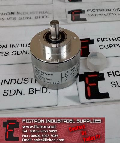RI58-0/500EK.42KD-S RI58-0/500EK.42KDS HENGSTLER VIDEOJET Incremental Rotary Encoder Supply Fictron Industrial Supplies