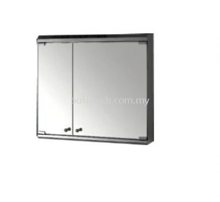 SCS-106DD Bathroom Mirror Cabinet