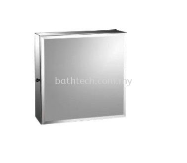 SCS-108SQ Bathroom Mirror Cabinet