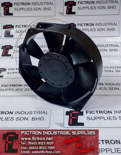 T795C ROYAL FAN Ball Bearing Cooling Fan 36W 200VAC 60Hz Supply by Fictron Industrial Supplies