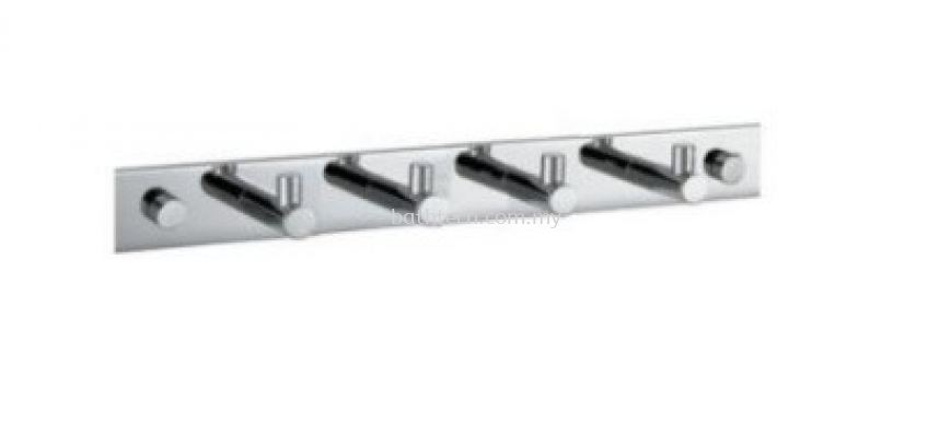 AR-8156-4 Row of 4 Towel Hooks