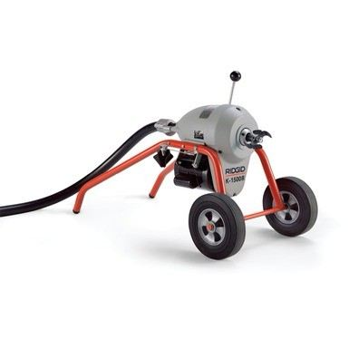 RIDGID TOOLS - K-1500B SECTIONAL MACHINE