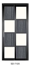 SD 7120 Slide / Swing Doors