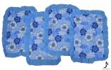 PILLOW CASE TC FLOWER (4PCS) Bed Pillow Cover