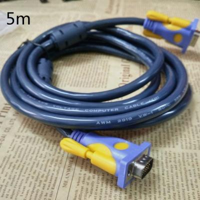 VGA Cable 3+6 5M
