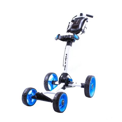 AXGLO FLIP N' GO 4 WHEEL ALUM TROLLEY