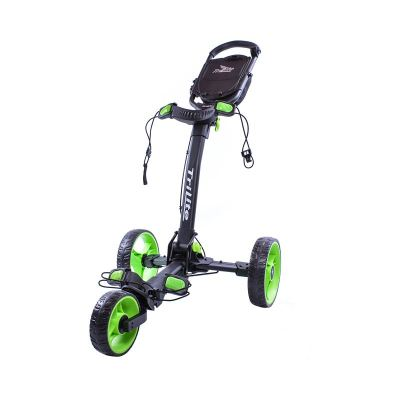 TRILITE 3 WHEEL ALUM TROLLEY