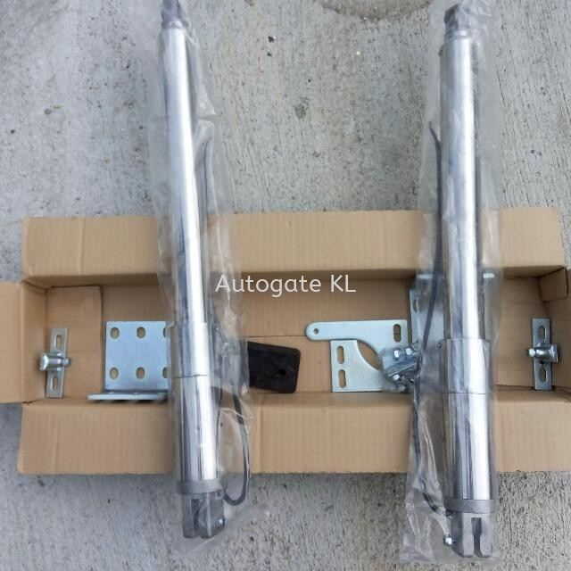 GBA Stainless steel arm Autogate system Swing / Folding Auto Gate Kuala Lumpur (KL), Kepong, Selangor, Malaysia Supplier, Suppliers, Supply, Supplies | Autogate KL