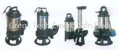 APV Sewage Pumps Submersible Series Water Pump Series