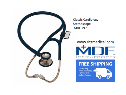 Stethoscope  Classic Cardiology  MDF 797