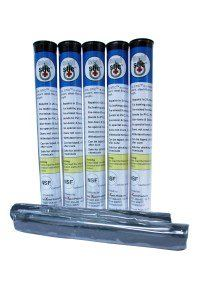 SEAL STIC SS105 Quick Cure Stainless Steel Epoxy Stick