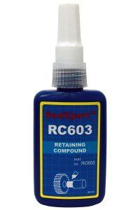 SEALXPERT RC603 RETAINING COMPOUNDS