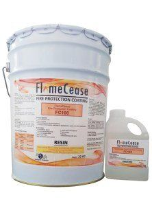 SEALXPERT FLAMECEASE FC100 FIRE PROTECTION COATING