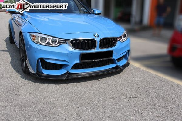 BMW F80 M3 carbon lip