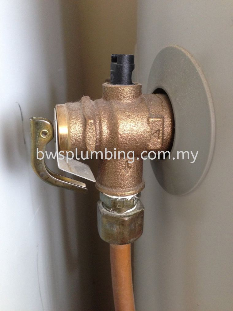 Pressure Temperature Valves (PT Valve) for Solar Water Heater Problem in Malaysia Frequently Asked Question