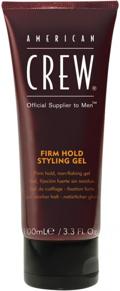 AMERICAN CREW FIRM HOLD STYLING GEL 100ML