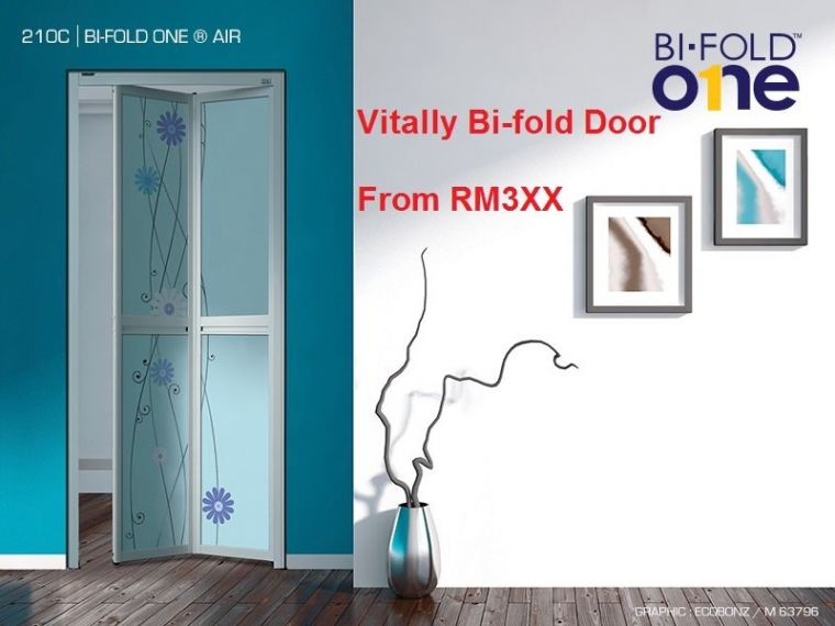 Vitally Aluminium Bi-fold Door