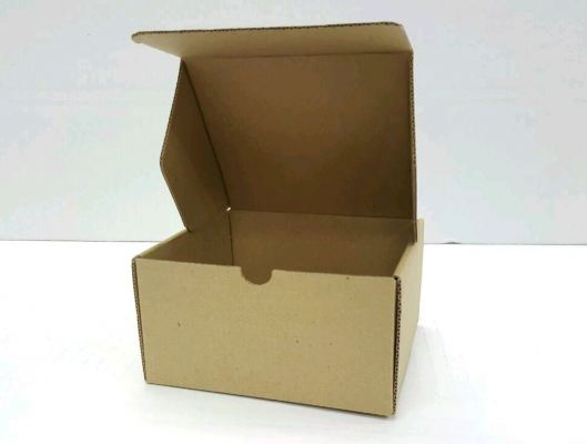 Diecut Tuck In Box