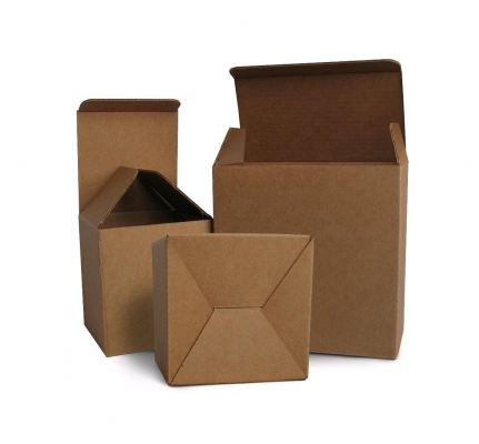 Auto Lock Bottom Die Cut Carton