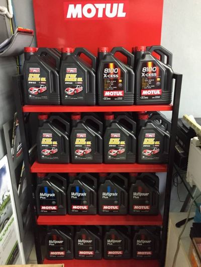 TRD Engine Oil