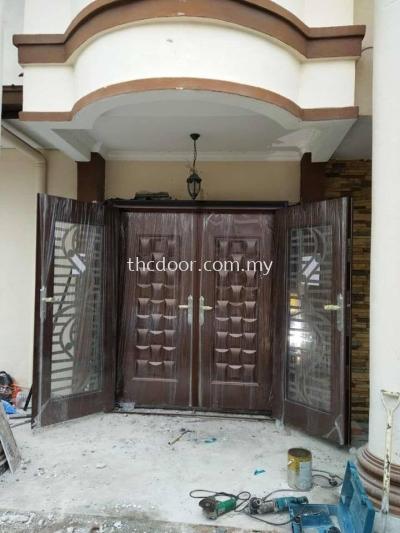 Semarang Security Door