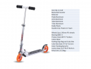 JC-625 Bicycle Scooter  Bicycle