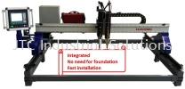 EASY CUT: TS SERIES Oxy Fuel/Plasma Cutting Machine HUAHENG CNC CUTTING MACHINE