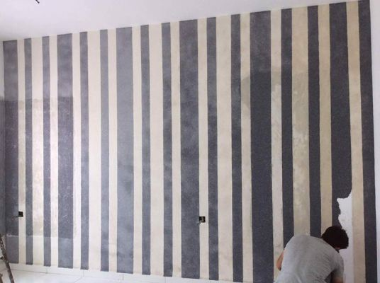 Click Now- Cotton wall In Living Room