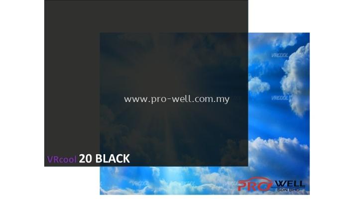 20 Black 1PLY   (5' x 100')